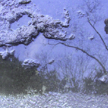 The Purple Puddle (art book, mural, pdf)